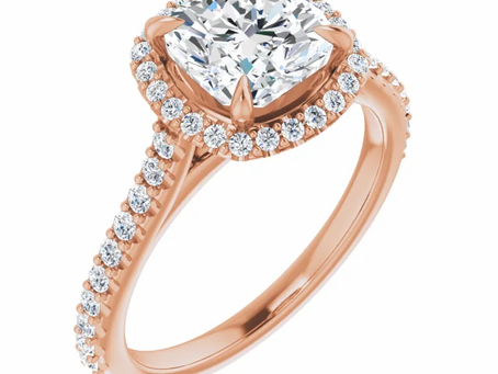 HERE'S WHY MOISSANITE BRIDAL TRENDS ARE SURGING IN POPULARITY