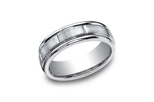SIZE-10 COBALT WEDDING BA ND
