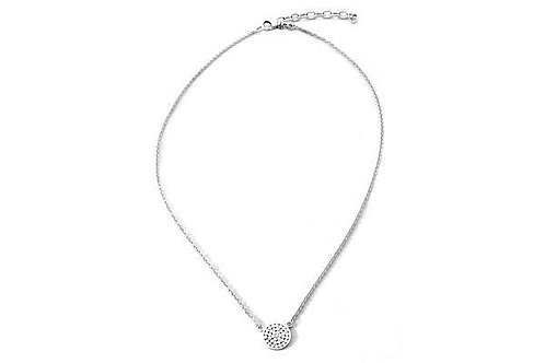 925 S. Silver Bola Necklace