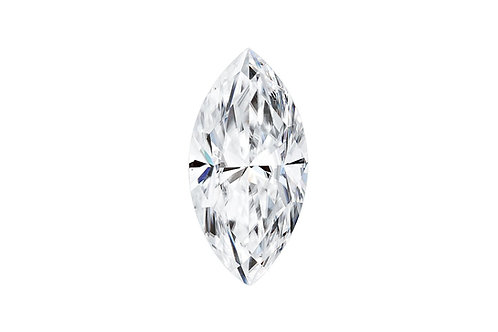 Forever One Moissanite Marquise Shape Colorless