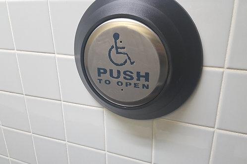 6 inch round all active button