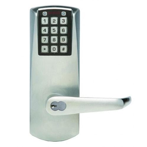 Ilco E-Plex 2030 push button lock