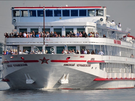 В России разработают концепцию круизного туризма