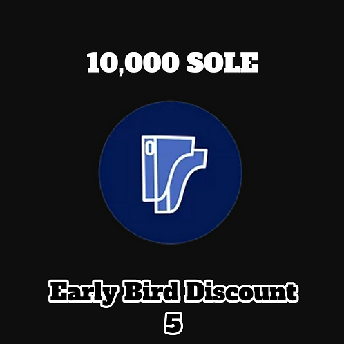 10,000 SOLE Credits