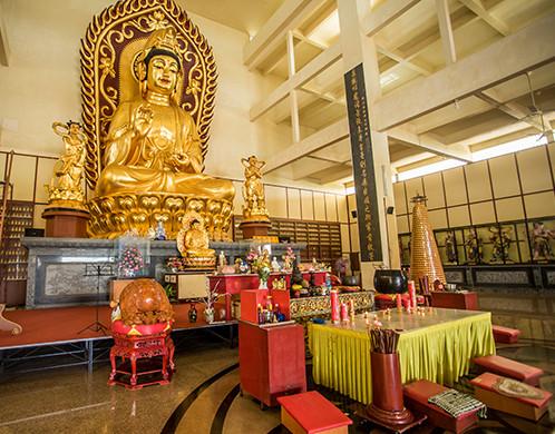 Guan Yin Temple Bintan