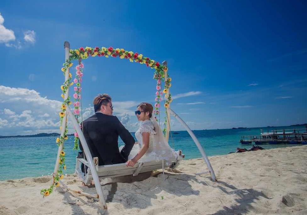 Romantic Getaway in Bintan