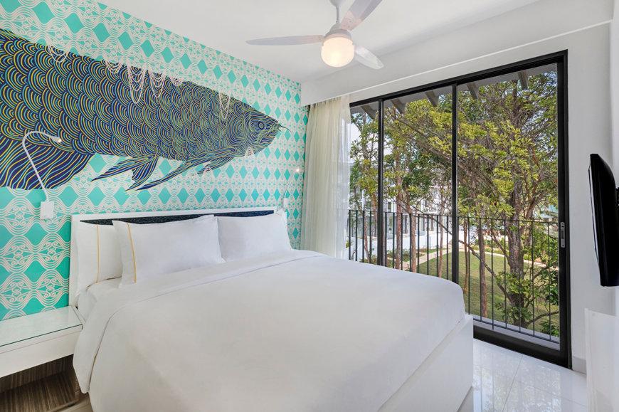 Cassia Bedroom