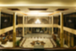 Comforta Hotel Tanjung Pinang lobby.jpg