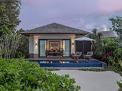 The Residence Bintan - Beach Front Villa