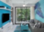 Cassia Living Room
