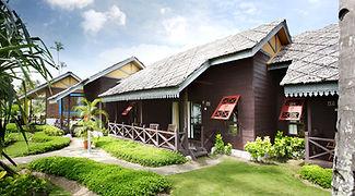 Mayang Sari Beach Resort - Chalet Exteri