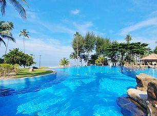 Nirwana Resort Hotel Pool