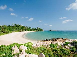 Bintan Lagoon Resort Beach