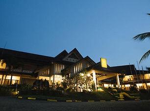 Comforta Hotel Tanjung Pinang street vie