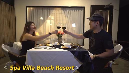 JI Bintan Romantic Escape ~ Dinner Celebration
