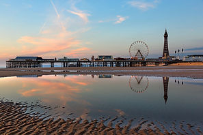 autumn-sunset-over-central-pier-blackpoo