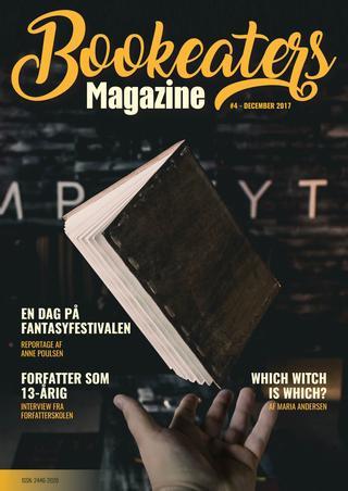 Bookeater's Magazine #4
