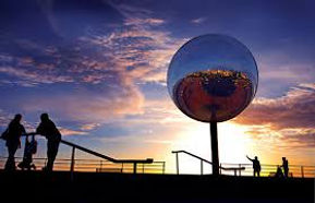 The silver ball South Shore