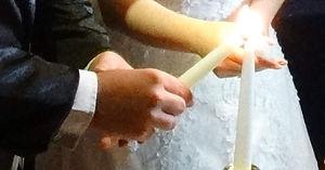 cerimonia das velas