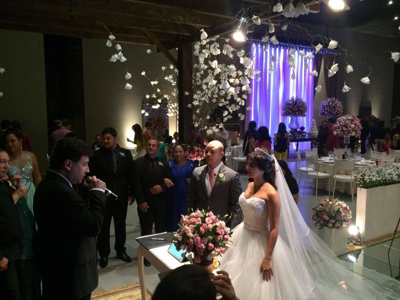 Casamento Paty e Vaguinho
