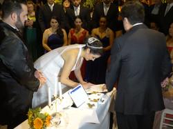 Casamento com efeito civil