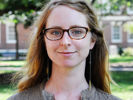 Maerz Lab welcomes its newest member, Erin Cork