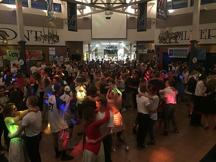 High School Dance at Fremont High in Hoo