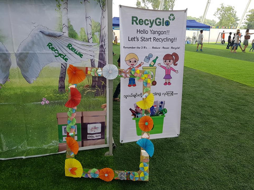 Educating Kids About Reduce -> Reuse -> Recycle