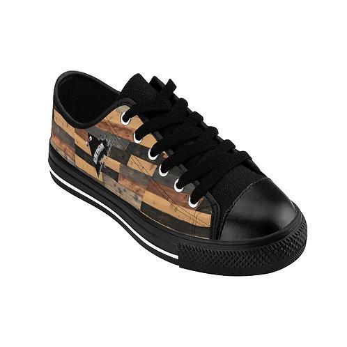 Limited edition Men's Subliminal Propaganda Sneakers