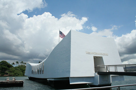 THE MEMORY OF PEARL HARBOR LIVES ON 79 YEARS AFTER THE SURPRISE ATTACK THAT LAUNCHED THE UNITED STATES INTO WORLD WAR II