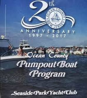 Ocean County Pumpout Boat Services Increased in 2020
