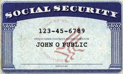 Social Security COLA Increase of 1.3 percent