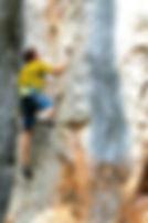 Escalade à Vinales, Cuba, (Paredon de Josue)