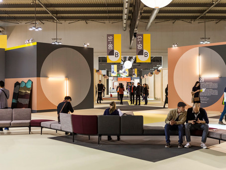 Live: From This Years Salone del Mobile Milano Show - Italy