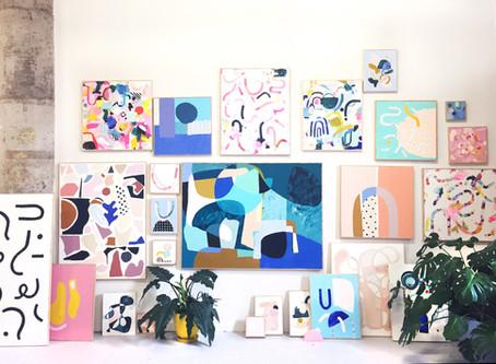 Ashley Mary | Fine artist, innovator & style connoisseur