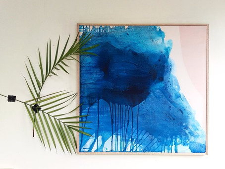 Pursuit of Perfection - Local Artist Emily Quandahl Welcomed to @Rosenthal Interiors