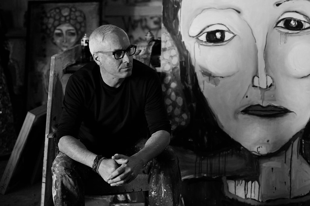 David W. Cook - Minneapolis local artist