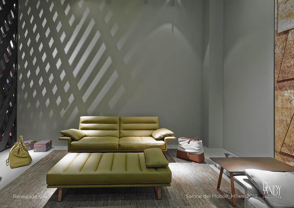 GAMMA Salone del Mobile 2018 Milan Italy - Contemporary & modern furnishings