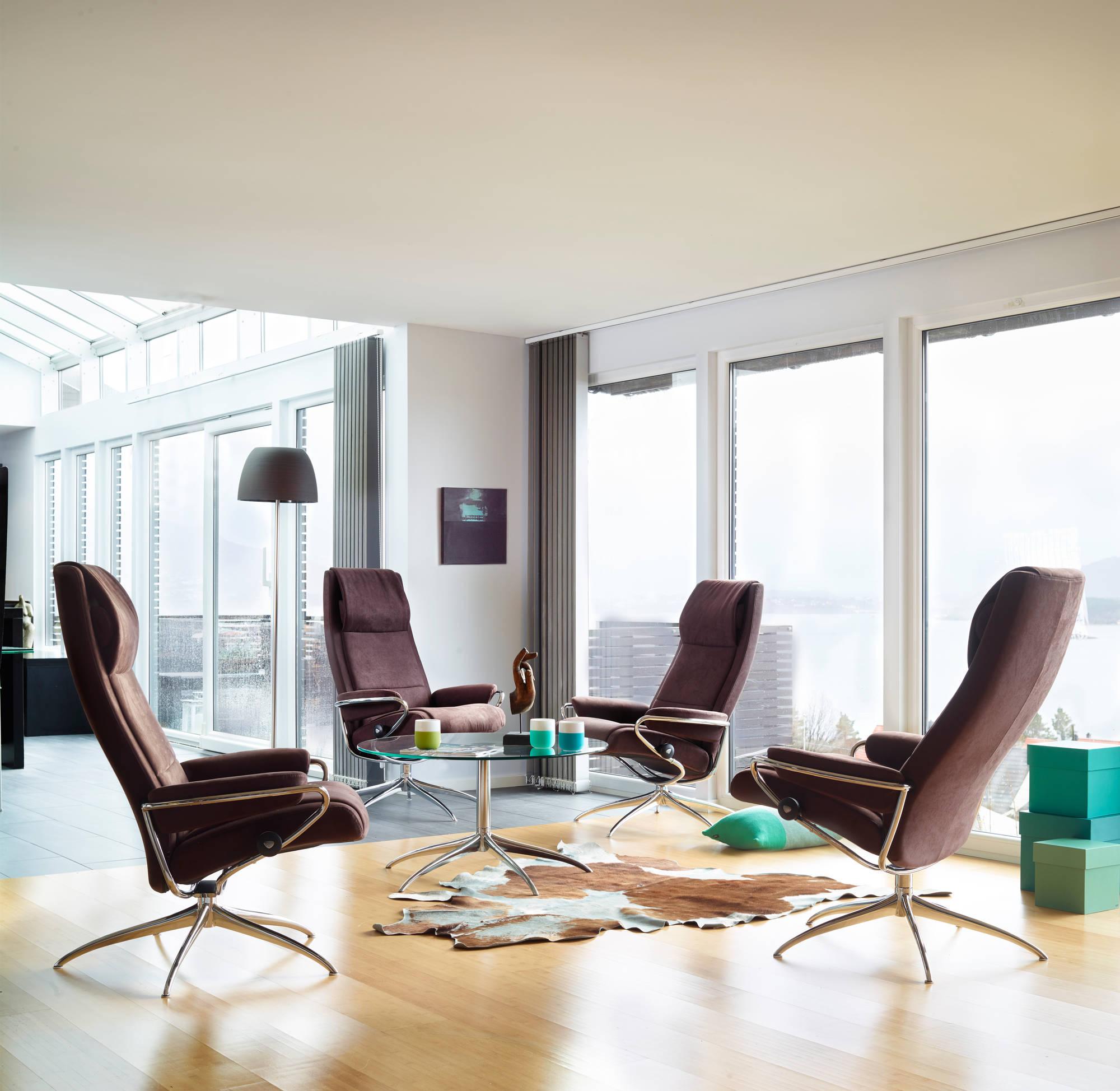 Groovy Rosenthal Interiors Stressless By Ekornes Short Links Chair Design For Home Short Linksinfo