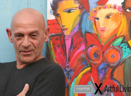 On view from Tel Aviv | Contemporary mediums of expression