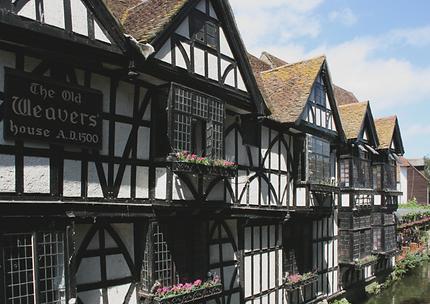 Canterbury - Excursion de 4 heures