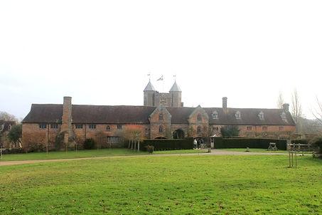 Jardines del castillo de Leeds y Sissinghurst