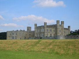 Leeds et les jardins du château de Sissinghurst