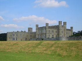 Leeds e giardini del castello di Sissinghurst