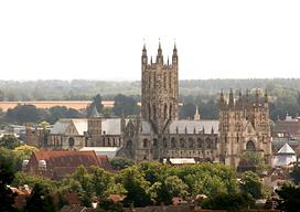 Canterbury et Whitstable