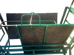 Станок «ФАВОРИТ» - комбинированный станок для обрезки копыт, быстрой вакцинации овец и коз.