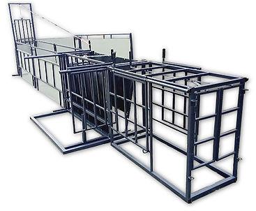 Сортировка овец и коз станок система оборудование SheepMaster.Ru