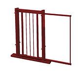 ВОРОТА для овец коз МРС: Раздвижные ворота для дополнительной остановки выносные SheepMaster.Ru