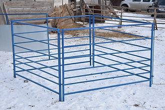 Ограждение для ягнят SHEEPMASTER.Ru фото ограда картинка ягнята