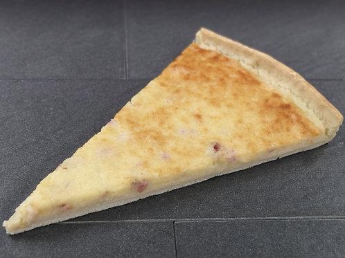 Gersauer Käsekuchen mit Speck